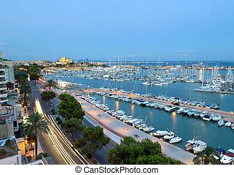 Best view of Palma de Mallorca