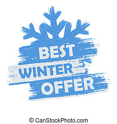 best winter offer