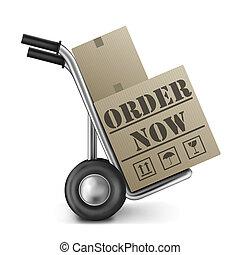 bestel nu