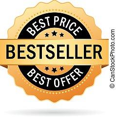 bestseller, ícone