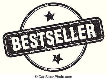 bestseller grunge stamp
