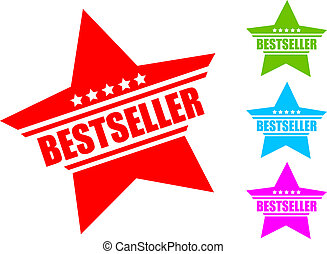 Bestseller icons set