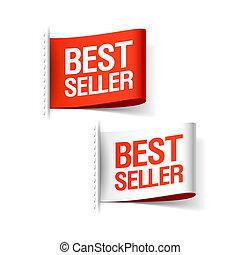 Bestseller labels - Bestseller