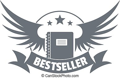 Bestseller logo, vintage style