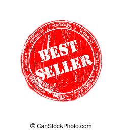 Bestseller red rubber stamp