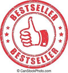 Bestseller rubber stamp