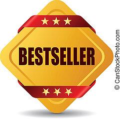 Bestseller sign