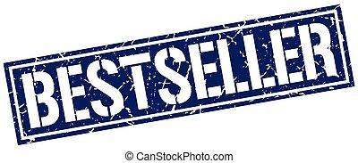 bestseller square grunge stamp