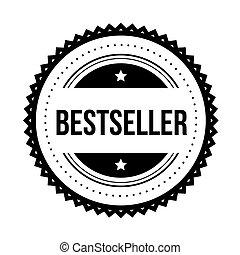 Bestseller vintage stamp black