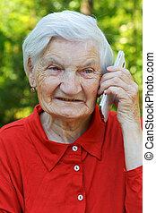 beszéd, telefon