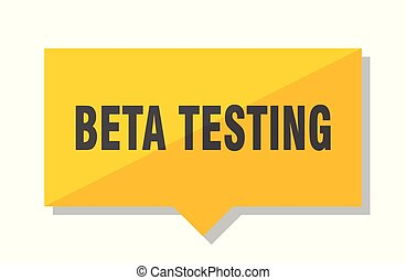 beta testing price tag