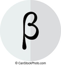 beta, vettore, segno