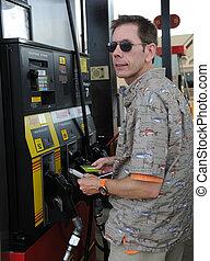 betalare, pump