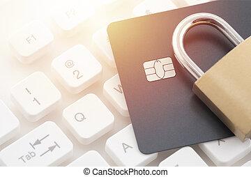 betaling, veiligheid, kredietkaart
