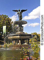 Bethesda in Central Park