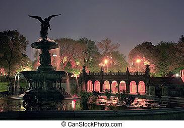 Bethesda Terrace Central Park NYC