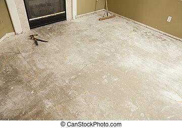 Fußboden Im Haus ~ Pvc bodenbelag für das haus u kosten und verlegen