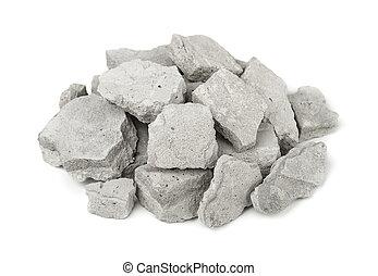 beton, schutt