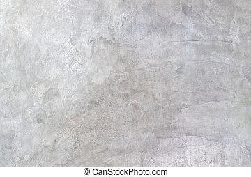 betongvägg, uppe, struktur, bakgrund., cement, nära
