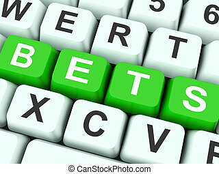 Bets Keys Showing Online Or Internet Betting