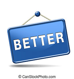 better icon - Better icon button or sticker