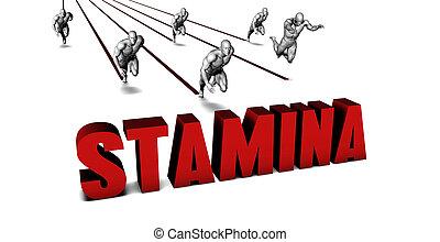 Better Stamina
