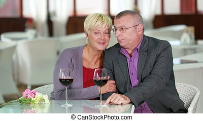Like a good wine, happy marriage getting better with age