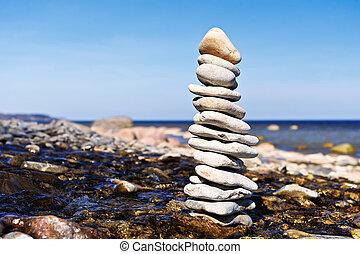 Between Stones