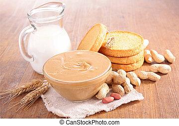 beurre, arachide