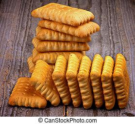 beurre, biscuits