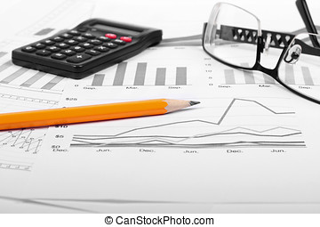 beursmarkt, diagrammen