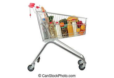 bevásárlókocsi