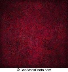 bevakol, árnyékolt, mély piros