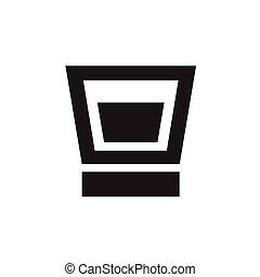 bevanda, alcool, icone