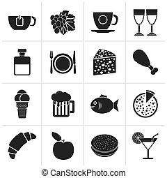 bevanda, bevanda, icone