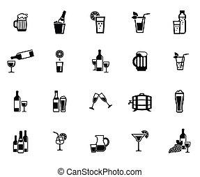 bevanda, icone