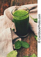 bevanda, spinacio