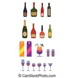 beverages., alcool