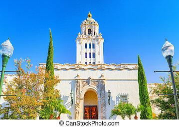 Beverly Hills City Hall, Los Angelos, California