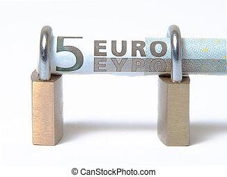 bevestigen, eurobiljet