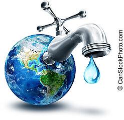 bewässern erhaltung, begriff