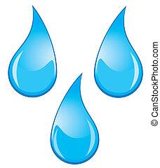 bewässern fallen