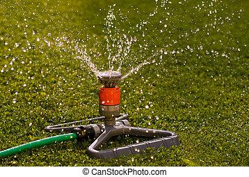 bewässern sprengapparat