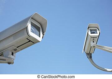bewaking camera's