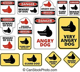 Beware of dog