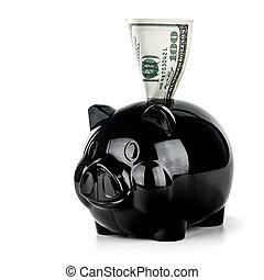 bewaren geld, concept