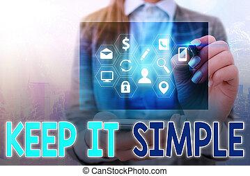 bewaren, simple., detail., informatietechnologie, gaan, ...