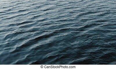 bewateer oppervlakte, zee
