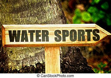 bewateer sporten