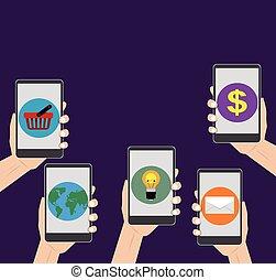 beweglich, apps